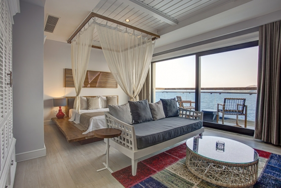 Superior Double Room With A Sea View